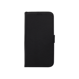HTC U Ultra - Preklopna torbica (WLG) - črna