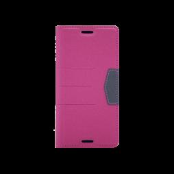 Sony Xperia XA1 - Preklopna torbica (47G) - roza