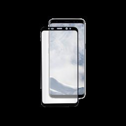 Samsung Galaxy S8+ - Zaščitno steklo Premium (0,33) - črno