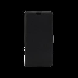 Nokia 6 - Preklopna torbica (WLG) - črna