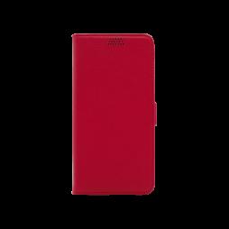 HTC U11 - Preklopna torbica (WLG) - rdeča