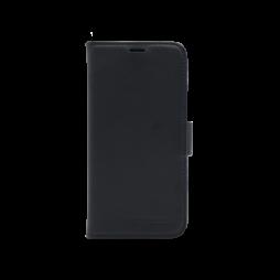 Apple iPhone X - Preklopna torbica (Book) - črna