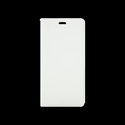 Huawei Y6 (2017) / Y5 (2017) - Preklopna torbica (WLG) - bela