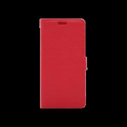 Huawei Y6 (2017) / Y5 (2017) - Preklopna torbica (WLG) - rdeča