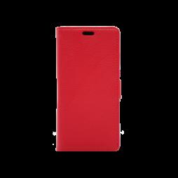 LG Q6 - Preklopna torbica (WLG) - rdeča
