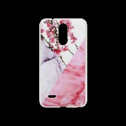 LG K8 (2017) - Gumiran ovitek (TPUP) - Marble 4