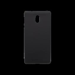 Nokia 3 - Gumiran ovitek (TPUT) - črn