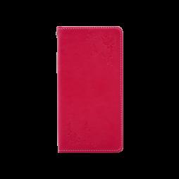 Sony Xperia L1 - Preklopna torbica (WLGO-Butterfly) - rdeča