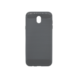 Samsung Galaxy J7 (2017) - Gumiran ovitek (TPU) - siv A-Type