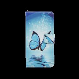 Sony Xperia L1 - Preklopna torbica (WLGP) - Blue butterfly