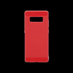 Samsung Galaxy Note 8 - Gumiran ovitek (TPU) - rdeč A-Type