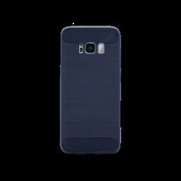 Samsung Galaxy S8+ - Gumiran ovitek (TPU) - moder A-Type