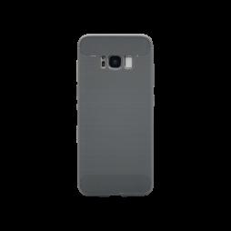 Samsung Galaxy S8+ - Gumiran ovitek (TPU) - siv A-Type