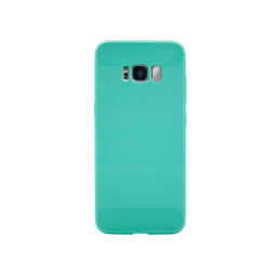 Samsung Galaxy S8+ - Gumiran ovitek (TPU) - zelen A-Type