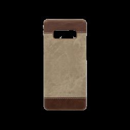 Samsung Galaxy Note 8 - Okrasni pokrovček (TPL) - rjav