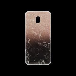 Samsung Galaxy J7 (2017) - Gumiran ovitek (TPUP) - Marble 1