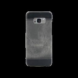 Samsung Galaxy S8+ - Okrasni pokrovček (TPL) - temno siv