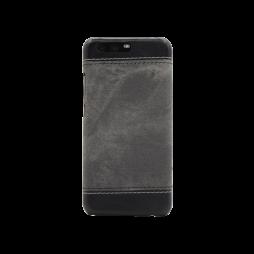 Huawei P10 - Okrasni pokrovček (TPL) - temno siv
