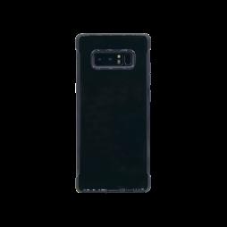 Samsung Galaxy Note 8 - Gumiran ovitek (TPU) - črn svetleč