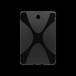 Samsung Galaxy Tab S2 8.0 - Gumiran ovitek (TPU) - črn XLine