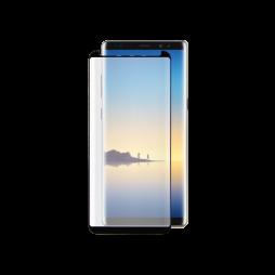 Samsung Galaxy Note 8 - Zaščitno steklo Premium (0,33) - case-friendly, črno