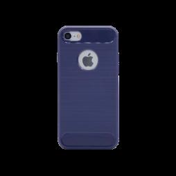 Apple iPhone 7/8 - Gumiran ovitek (TPU) - moder A-Type