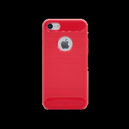 Apple iPhone 7/8 - Gumiran ovitek (TPU) - rdeč A-Type