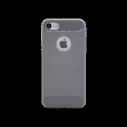 Apple iPhone 7/8 - Gumiran ovitek (TPU) - siv A-Type
