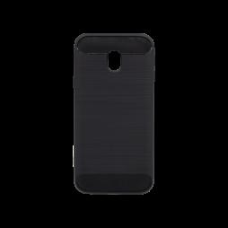 Samsung Galaxy J3 (2017) - Gumiran ovitek (TPU) - črn A-Type