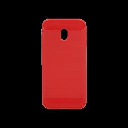 Samsung Galaxy J3 (2017) - Gumiran ovitek (TPU) - rdeč A-Type