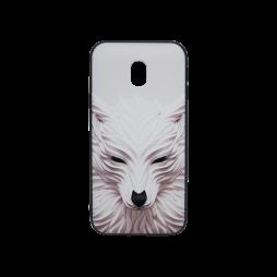 Samsung Galaxy J7 (2017) - Gumiran ovitek (TPUP) - Wolf