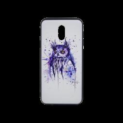 Samsung Galaxy J7 (2017) - Gumiran ovitek (TPUP) - Owl