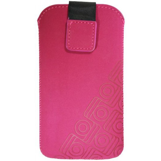 Chameleon Line iPhone 124 x 59 (žepek) - škrlatna