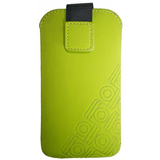 Chameleon Line iPhone 124 x 59 (žepek) - zelena