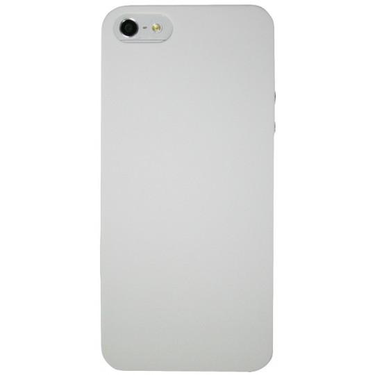 Apple iPhone 5/5S/SE - Okrasni pokrovček (16) - bel