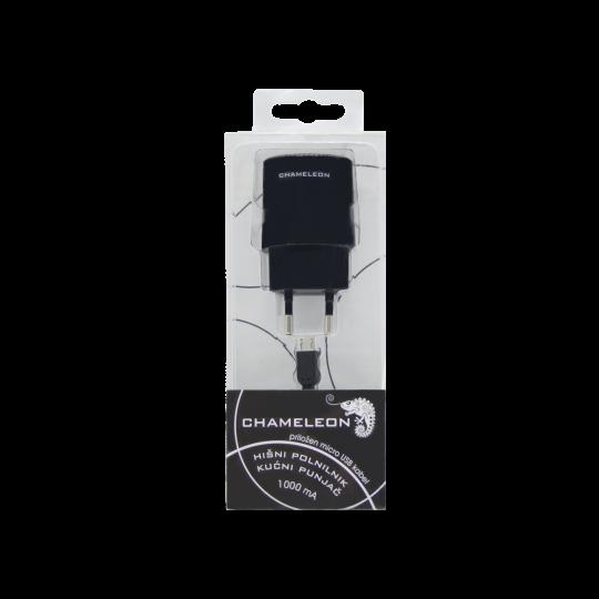 Hišni polnilnik, (1A) z MicroUSB kablom (MSH-TR-071)