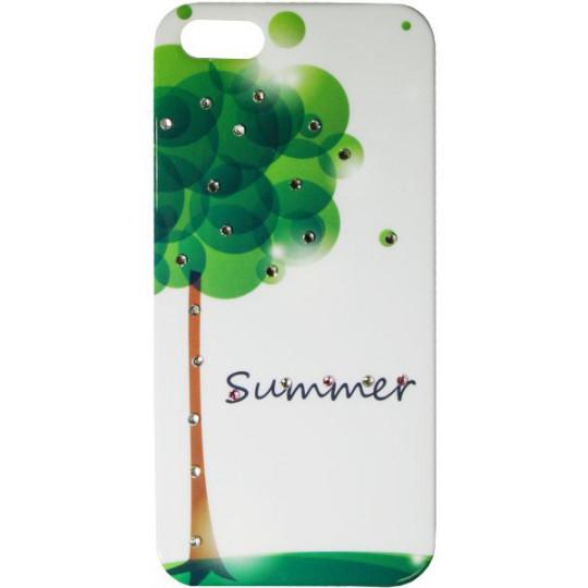 Apple iPhone 5/5S/SE - Okrasni pokrovček (33) - 190Z