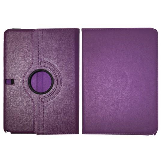 Samsung Galaxy Note 10.1 (P600) - Torbica (09) - vijolična
