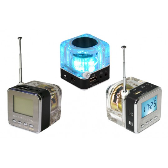 Multifunkcijski zvočnik MP3 (TT028) - črna