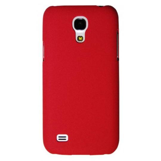 Samsung Galaxy S4 Mini - Okrasni pokrovček (06) - rdeč