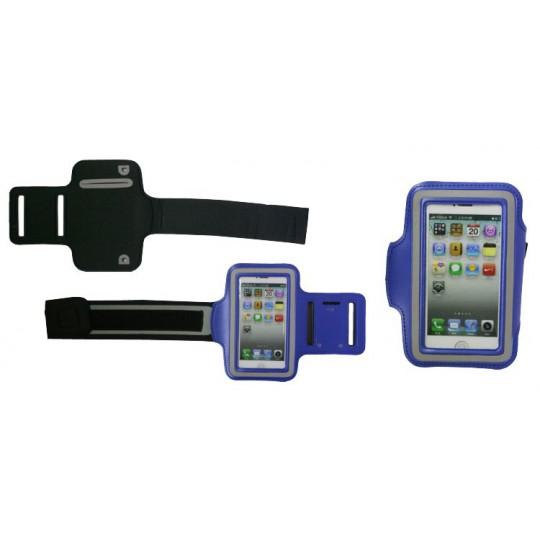 Športna torbica za na roko iPhone 5/5S/5C/SE (PT) - modra