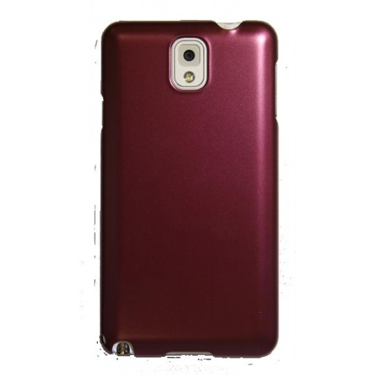 Samsung Galaxy Note 3 - Okrasni pokrovček (50) - rdeč
