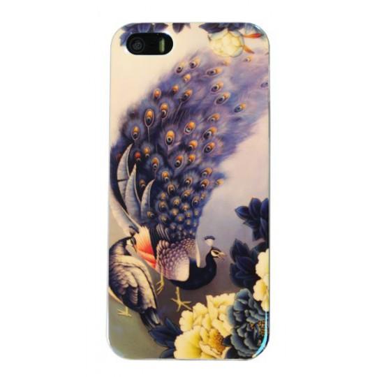 Apple iPhone 5/5S/SE - Gumiran ovitek (TPUPS) - PV1