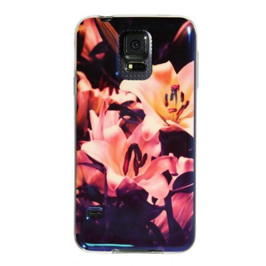 Samsung Galaxy S5/S5 Neo - Gumiran ovitek (TPUPS) - RO5