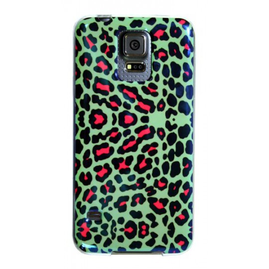Samsung Galaxy S5/S5 Neo - Gumiran ovitek (TPUPS) - LE2