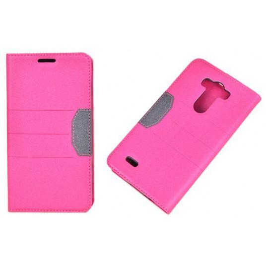 LG G3 - Preklopna torbica (47G) - roza