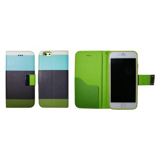 Apple iPhone 6/6S - Preklopna torbica (45) - BeMoCrZe