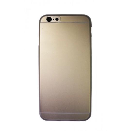Apple iPhone 6/6S - Gumiran ovitek (TPUT) - bel