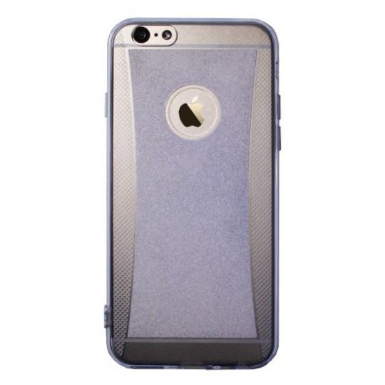 Apple iPhone 6/6S - Gumiran ovitek (19) - moder