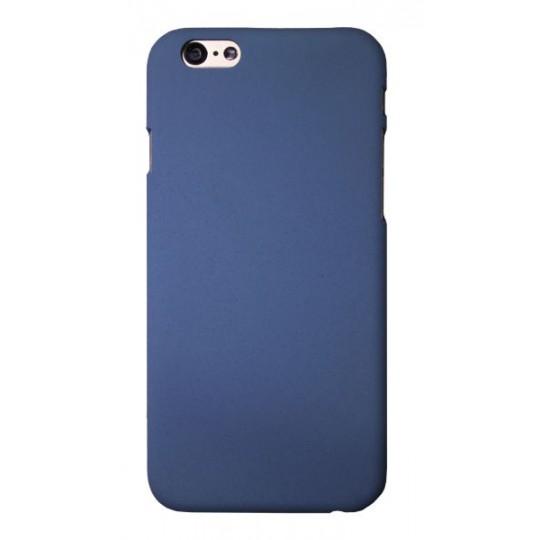 Apple iPhone 6/6S - Okrasni pokrovček (06) - svetlo moder